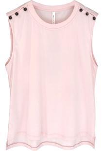 Regata Tea Shirt Capri Rosa