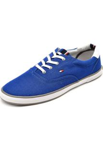 Sapatênis Tommy Hilfiger Arlow 3D Azul