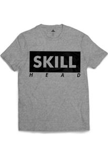 Camiseta Skill Head Block - Masculino