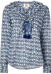Figue Blusa Cerelina - Azul