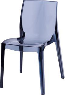 Cadeira Femme Fatale Cinza Or Design