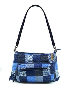 Bolsa Kelly Rosemary Em Patchwork Original