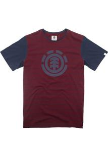 Camiseta Element Two Colors - Masculino