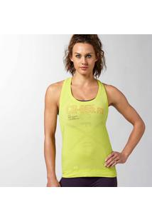 Camiseta Regata Reebok Cf Tank - Feminino