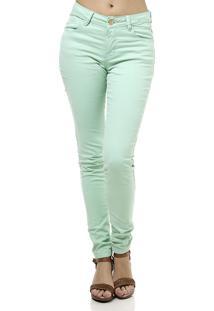 Calça Sarja Uber Jeans Verde