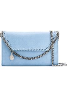 Stella Mccartney Falabella Crossbody Bag - Azul