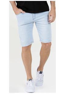 Bermuda Masculina Cadarço Five Jeans