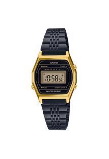 Relógio Digital Casio Vintage Unissex - La690Wgb1Df 9638483 Preto