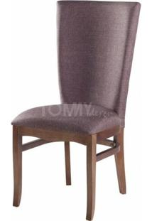 Cadeira Bari - Cinza Escuro - Tommy Design