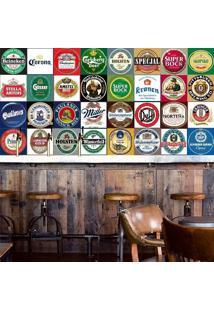 Adesivo Azulejos Cervejas Importadas (20X20Cm)