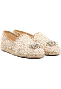 Alpargata Shoestock Pedraria Feminina - Feminino