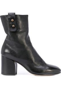 Officine Creative Ankle Boot 'Lou 007' - Preto