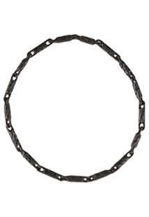 Xte Fine Chain Ring - Preto