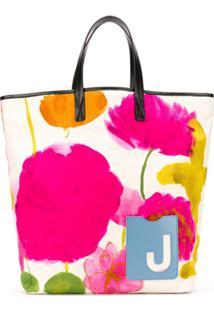 La Doublej Bolsa Tote Shopper Prom - Rosa