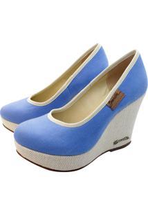 Sapato Barth Shoes Land Azul