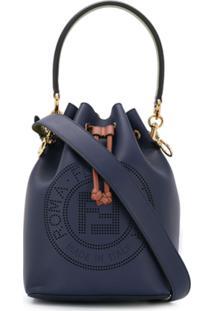 Fendi Mon Tresor Bucket Bag - Azul