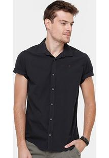 Camisa Forum Tinturada Masculina - Masculino