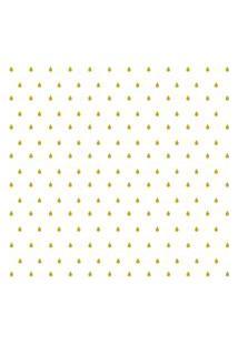 Adesivo De Parede Gotinhas Douradas Para Quarto 151Un Cobre 3M2