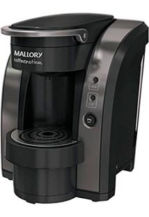 Cafeteira Coffeemotion Cinza 110V - Mallory