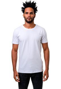 Camiseta Manga Curta Dom Romeu Basic Pride Branco
