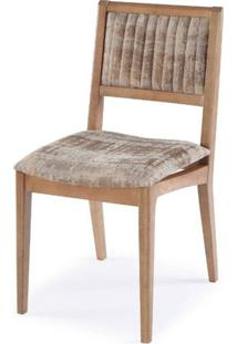 Cadeira Farm Com Encosto E Assento Estofado - 51167 - Sun House