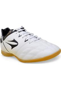 Tenis Masc Topper 4136534 128 Champion V Indoor Branco/Preto