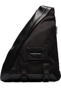 Givenchy One-Shoulder Backpack - Preto