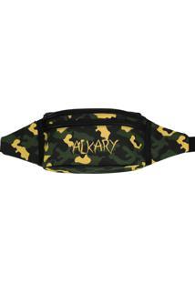 Pochete Alkary Camuflada Tradicional Amarelo Escuro - Kanui