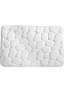 Tapete Interdesign Memory Branco 60X43Cm - 30433