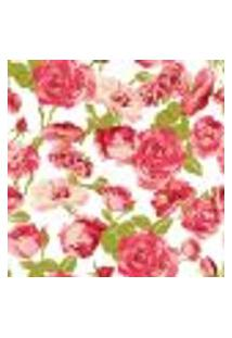 Papel De Parede Adesivo - Rosas - 087Ppf