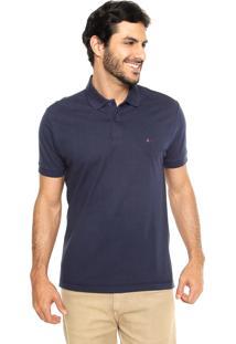 Camisa Polo Aramis Clean Azul