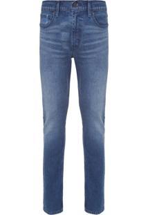 Calça Masculina 512 Slim Taper - Azul Marinho