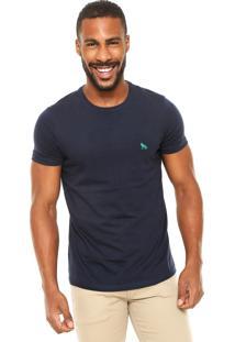 Camiseta Acostamento Textura Azul