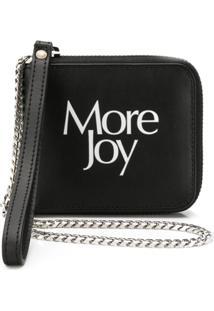 Christopher Kane Carteira 'More Joy' - Preto
