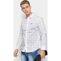 Camisa Xadrez Opera Rock Masculina - Masculino 3c2601af053b8