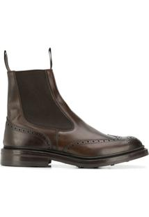 Tricker'S Ankle Boot Henry - Marrom