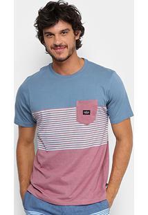 Camiseta Quiksilver Esp Volley Masculina - Masculino