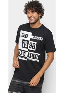 Camiseta Fatal 1998 Brooklyn Masculina - Masculino
