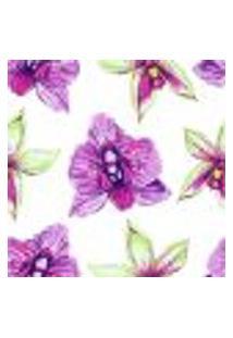 Papel De Parede Autocolante Rolo 0,58 X 3M - Flores 285531338