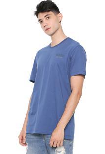 Camiseta Von Dutch Riders Azul