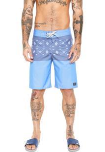 Bermuda Água Dc Shoes Cammon Azul