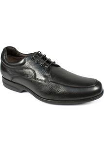 Sapato Milano Confort Masculino - Masculino-Preto