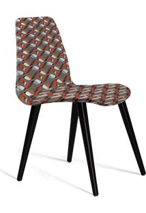 Cadeira Eames C34-Daf Mobiliário - Colorido