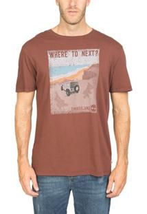 Camiseta Where To Next