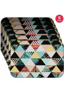 Jogo Americano Love Decor Wevans Exotic Kit Com 6 Pçs