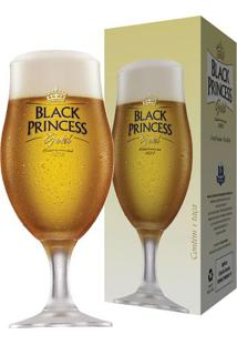 Taça Cerveja Nevada 300 Ml Black Princess