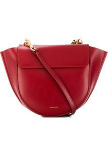 Wandler Hortensia Mini Bag - Vermelho