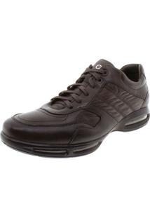 Sapato Masculino Air Full Ii Café Democrata - 114103
