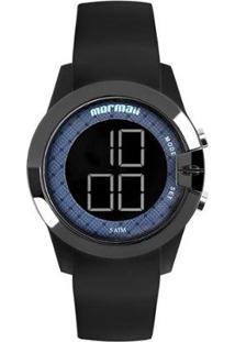 Relógio Mormaii Feminino Luau - Mo13001A/8A Mo13001A/8A - Feminino-Preto