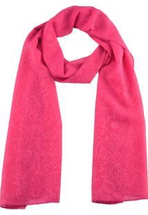 Echarpe Pink Chiffon